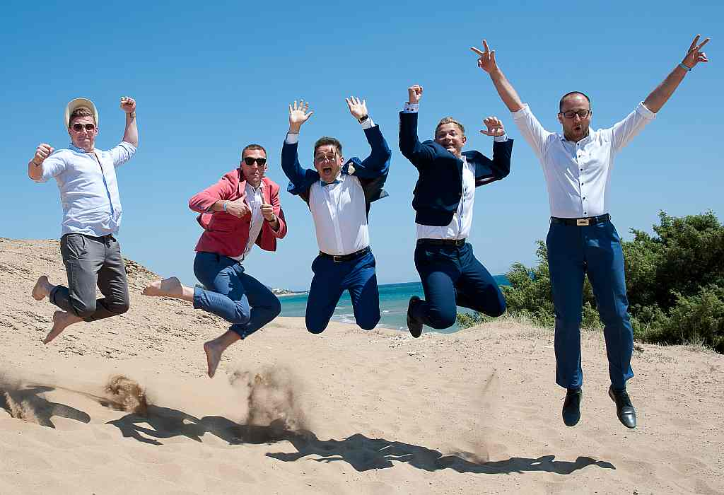 Jump for more joy!